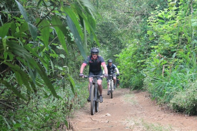 Réunion offers a huge variety of terrain to explore on your mountain bike.
