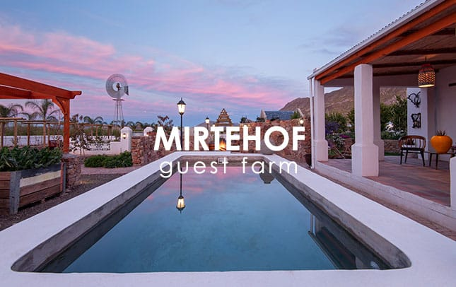 Mirtehof Guest Farm