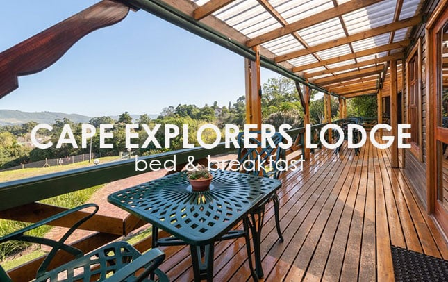 Cape Explorers Lodge