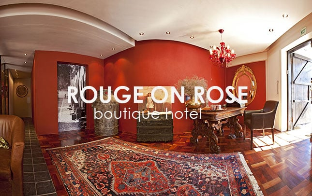 Rouge On Rose