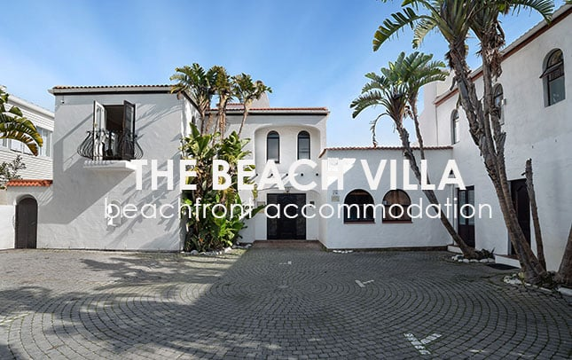 The Beach Villa